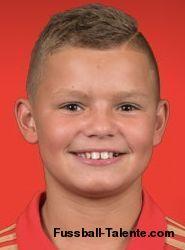 Jayden Daleman Feyenoord Rotterdam Midfielder Right Winger List Player Player Football Talents Co 08 sep 2019 last revised: fussball talente com